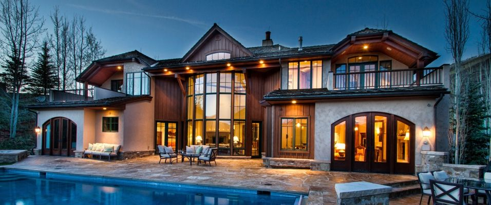 Aspen neighborhoods tory thomas for Most expensive homes in colorado